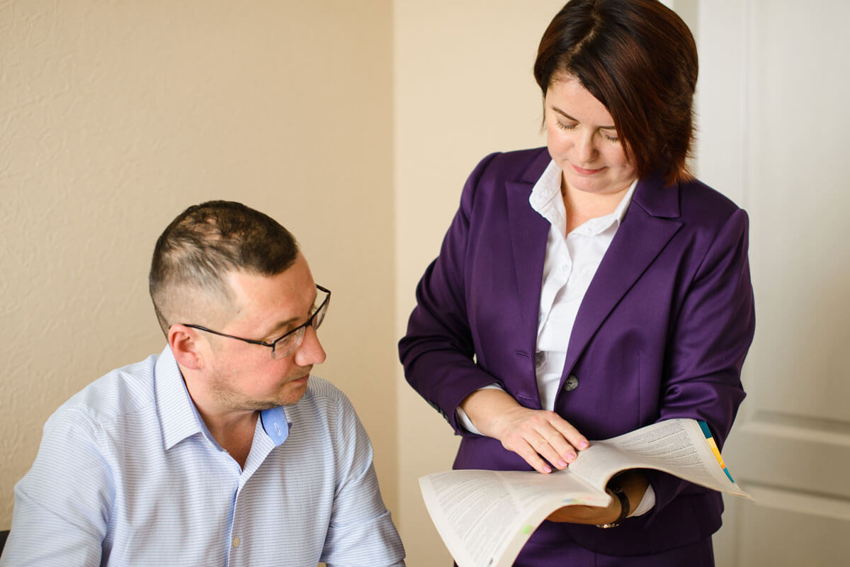 Бухгалтерські послуги для юридичних осіб